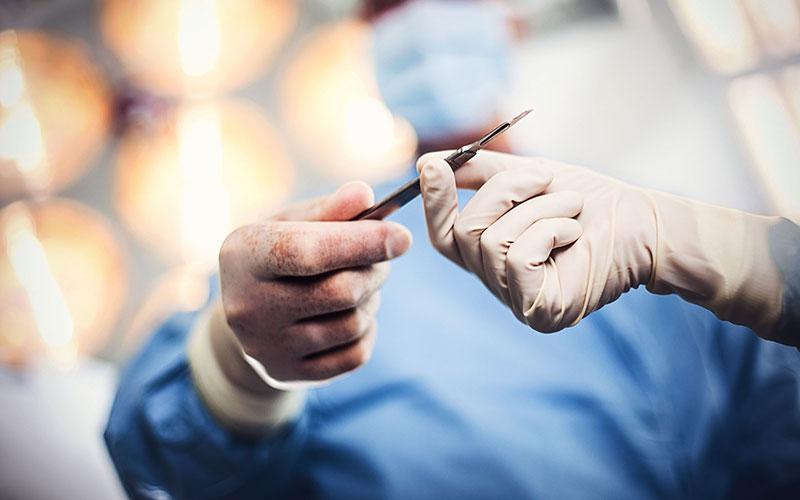 Хирургическая операция при эндометриоз матки