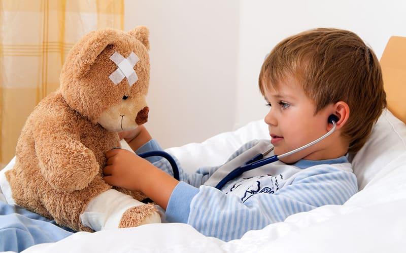 виды Менингококковой инфекции у детей