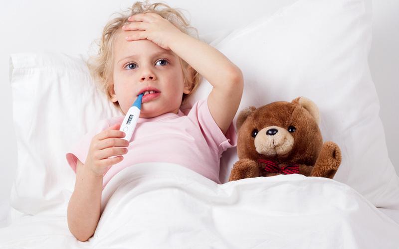 Сыть от менингококковой инфекции у детей