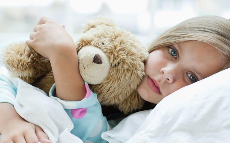 Легкая форма менингококковой инфекции у детей