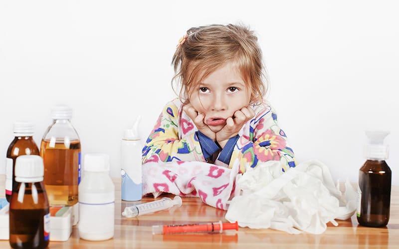 Лечение менингококковая инфекция у детей