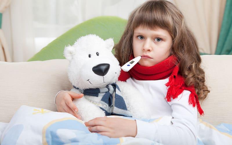 менингит вследствии менингококковой инфекции у детей