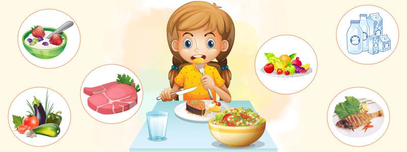 Питание ребенка -все что нужно знать родителям