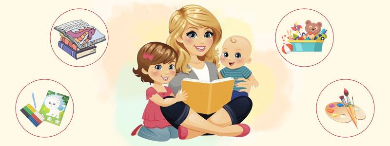 Развитие ребенка от рождения и до совершеннолетия