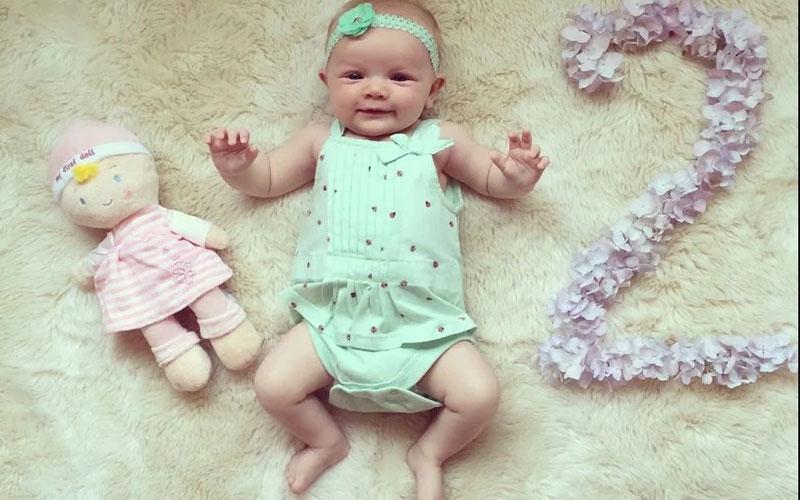Физиологическое развитие ребенка в 2 месяца