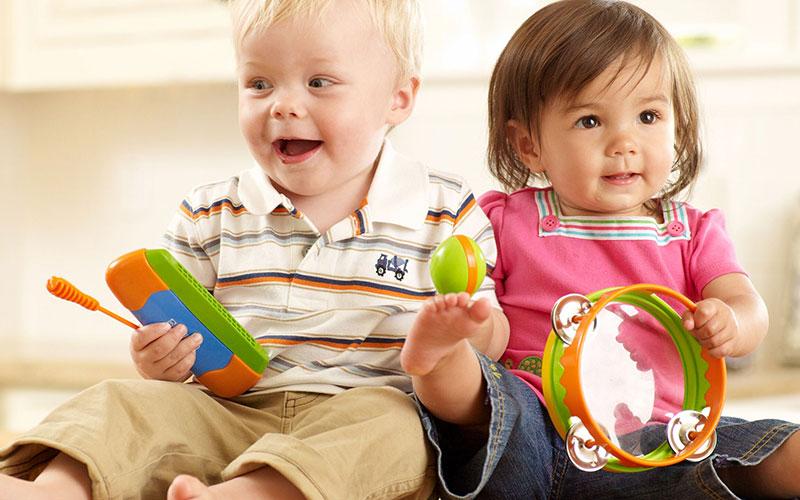 Возрастные особенностиигры для детей в 2 года