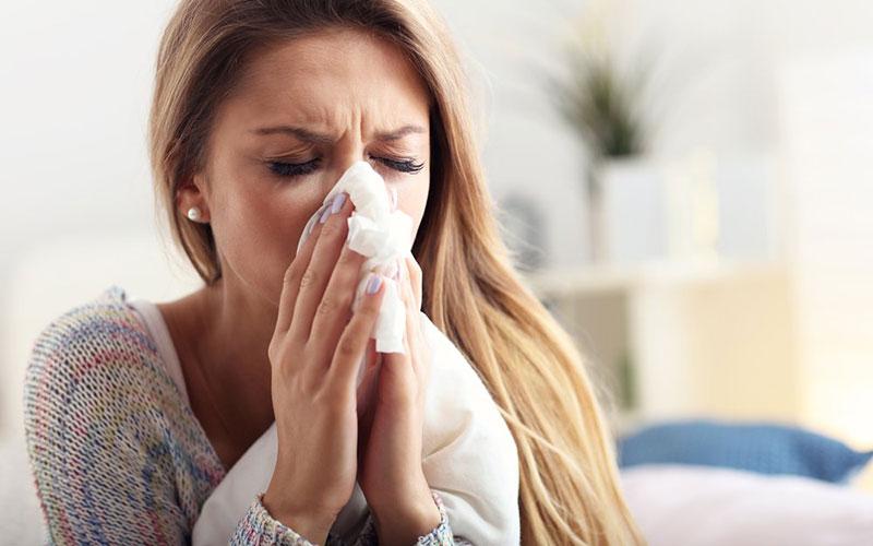 Простуда на 10 неделе беременности