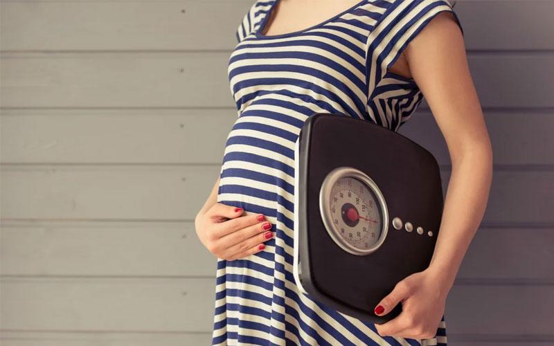 вес будущей матери на 12 неделе