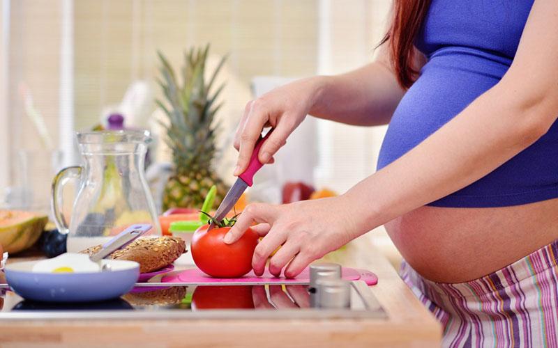 Питание мамы на 8 неделе беременности