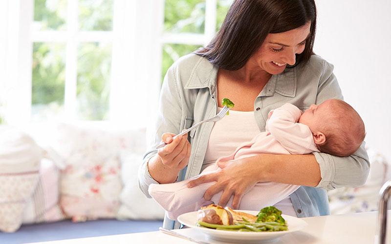 Как похудеть при кормлении грудью после родов