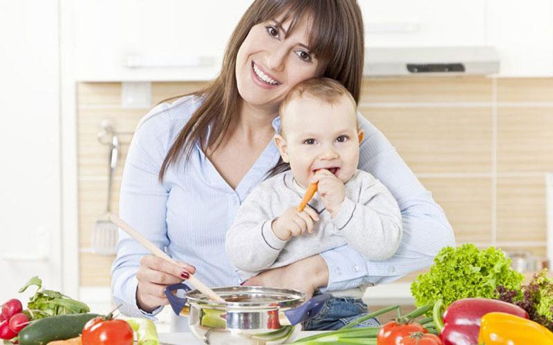 Как похудеть с помощью диеты после родов и не потерять молоко?
