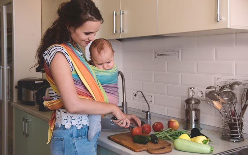 Как правильно питаться на гв после родов