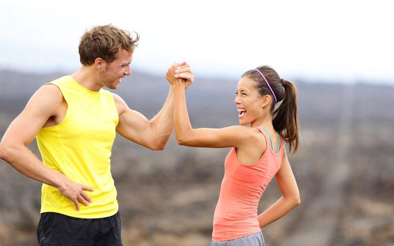 спорт поможет укрепить иммунитет