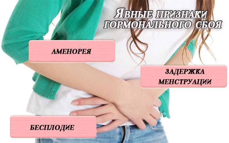 симптомы Мультифолликулярные яичники