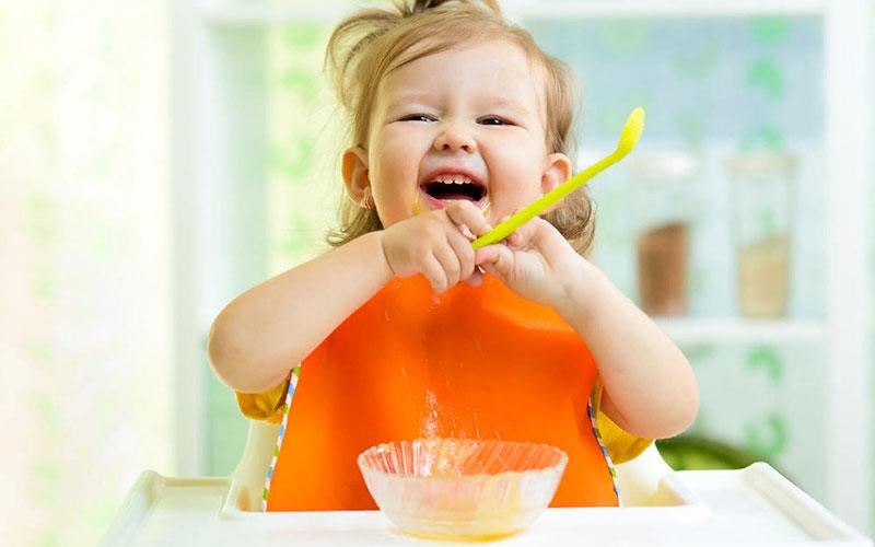 Восстанавливаем график питания ребенка
