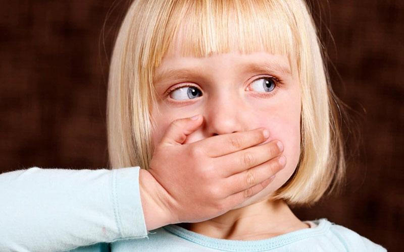 Признаки задержки речи у ребенка