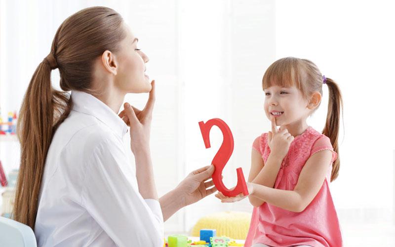 Как научить ребенка разговаривать в 2 года?