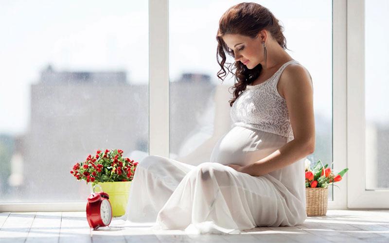 Состояние мамы на 24 неделе беременности.