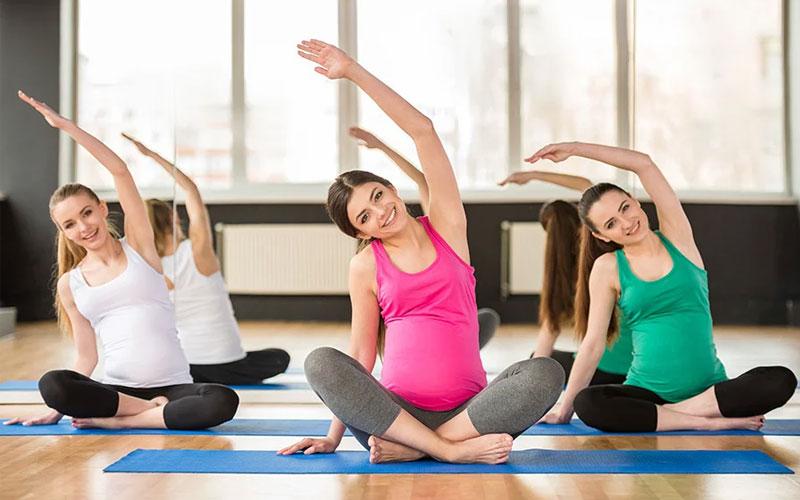 Физическая активность на 25 неделе беременности