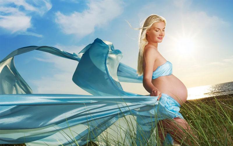 Самочувствие беременной женщины