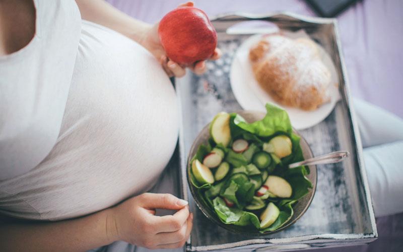 Питание беременной женщины на 34 неделе