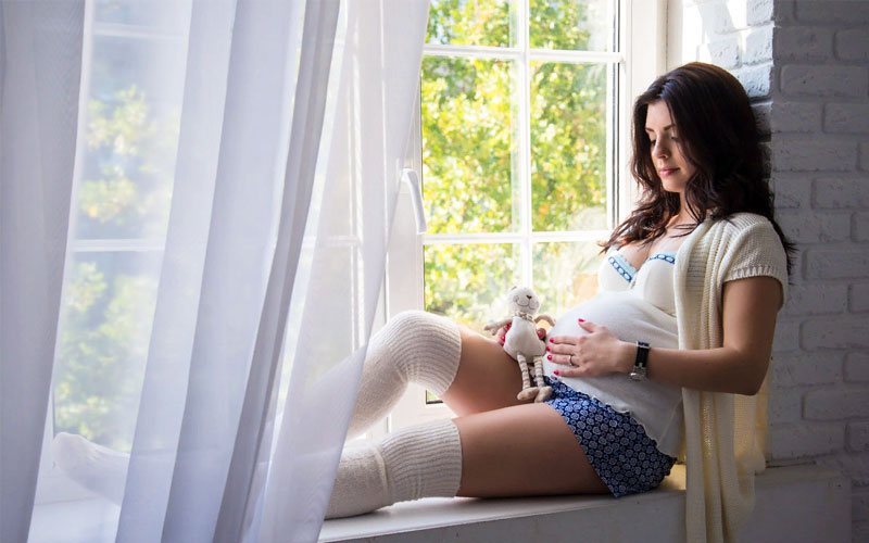 Самочувствие беременной женщинына 36 неделе