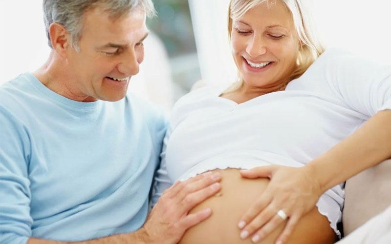 Риски беременности после 30