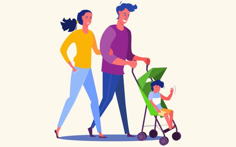 Помогает ли обувь научить ребенка ходить
