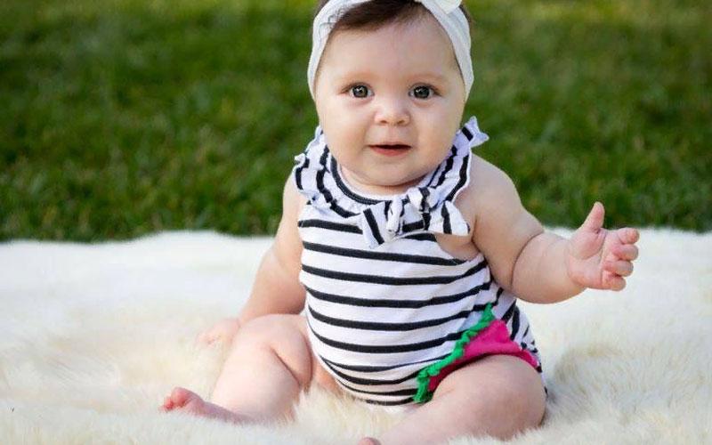 Что умеет ребенок в 6 месяцев?