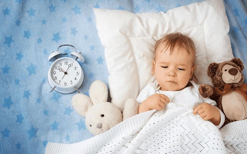 Годовалый ребенок плохо спит - причины