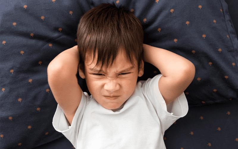 Причины отсутствия сна в 2-5 лет