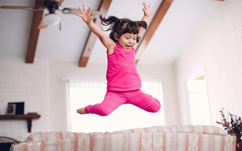 что делать если ребенок в 2 года плохо спит?