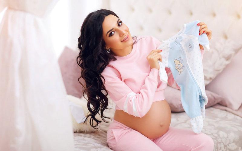 Изменения в организме беременной женщины