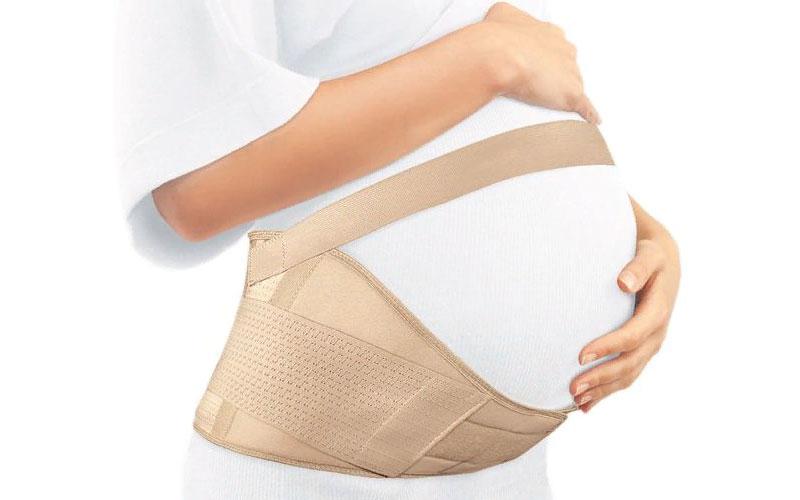 Как надевать бандаж для беременных?