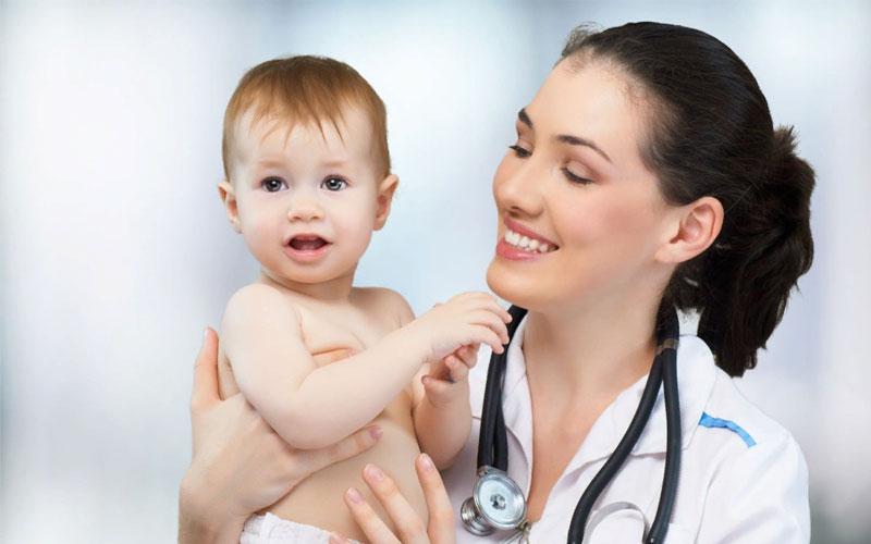 Лечение розеолы у детей