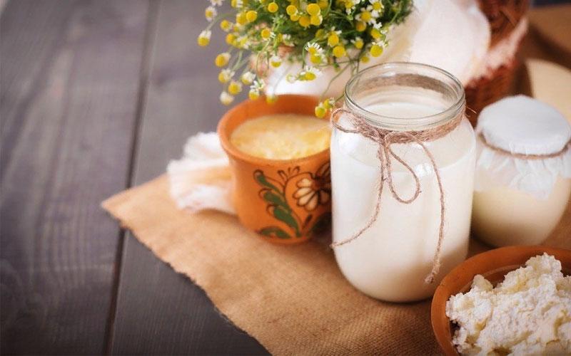 какие бывают виды молока?