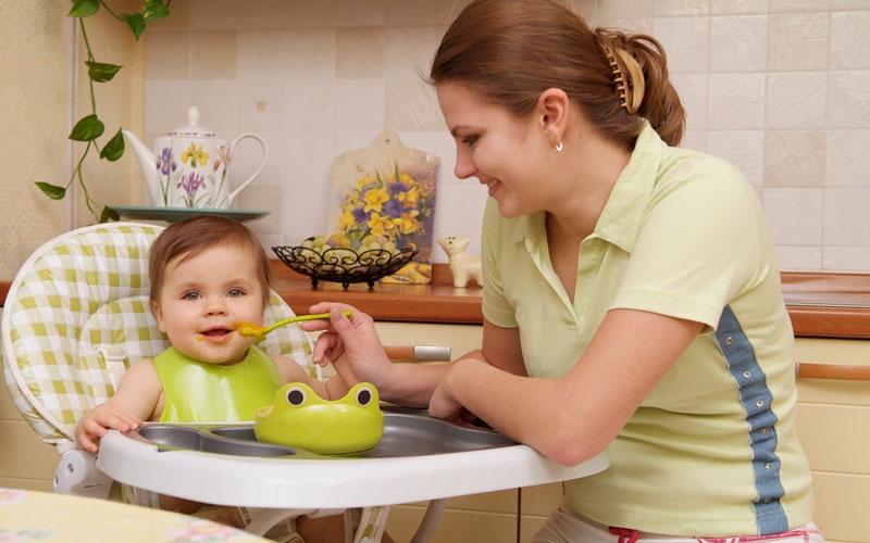 кормление ребенка в 10 месяцев