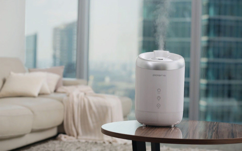 увлажнение помещения от аллергии
