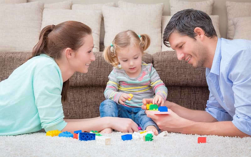Спокойные, развивающие игры для детей на каникулах