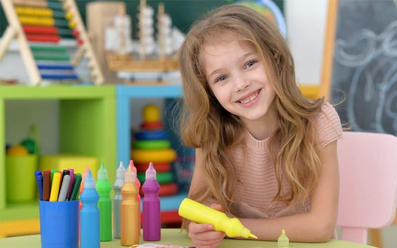 Спокойные, развивающие игры для детей