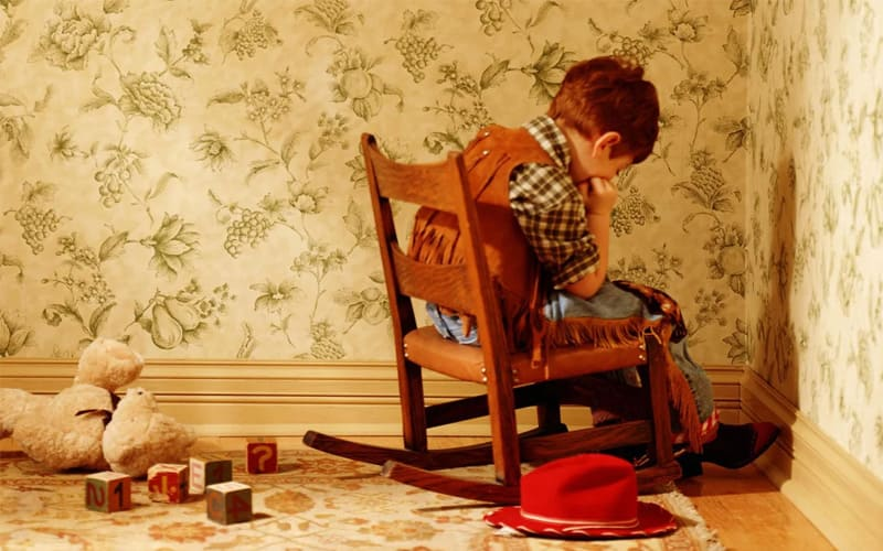 Как не стоит наказывать ребенка?