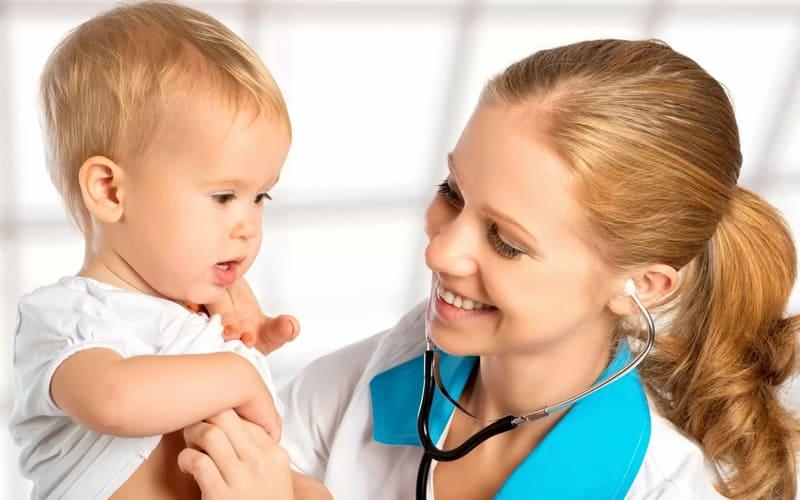 Диагностика краснухи у детей