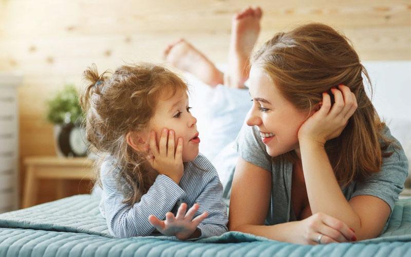 Поговорите с ребенком если он дерется