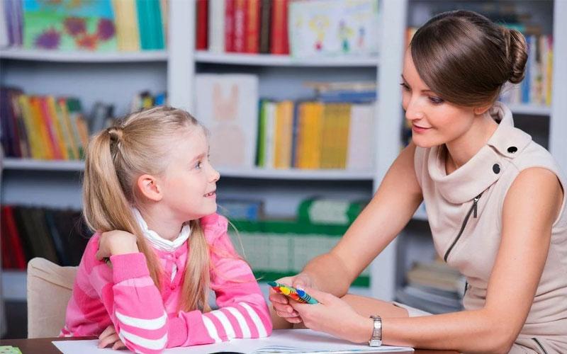 Сходите с ребенком к детскому психологу