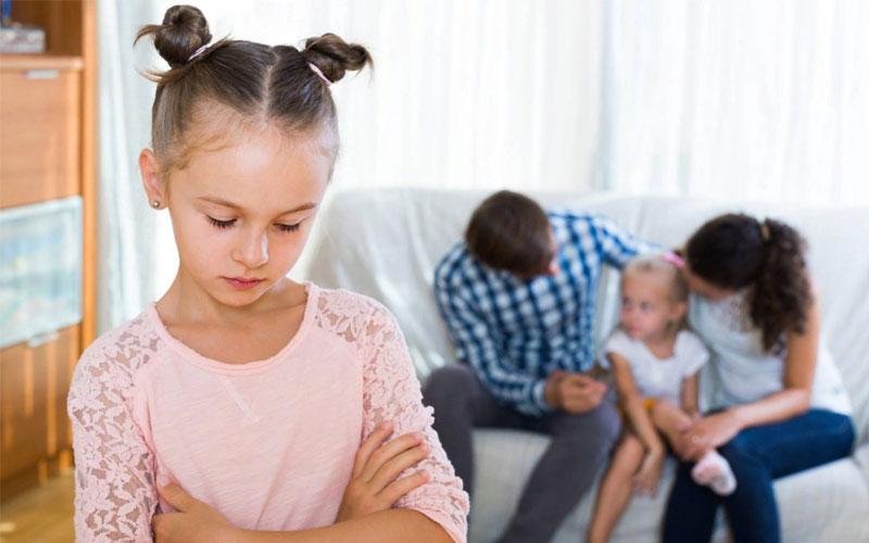Ваш ребенок ревнует вас к брату или сестре