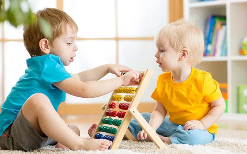 обучение ребенка 4-5 лет