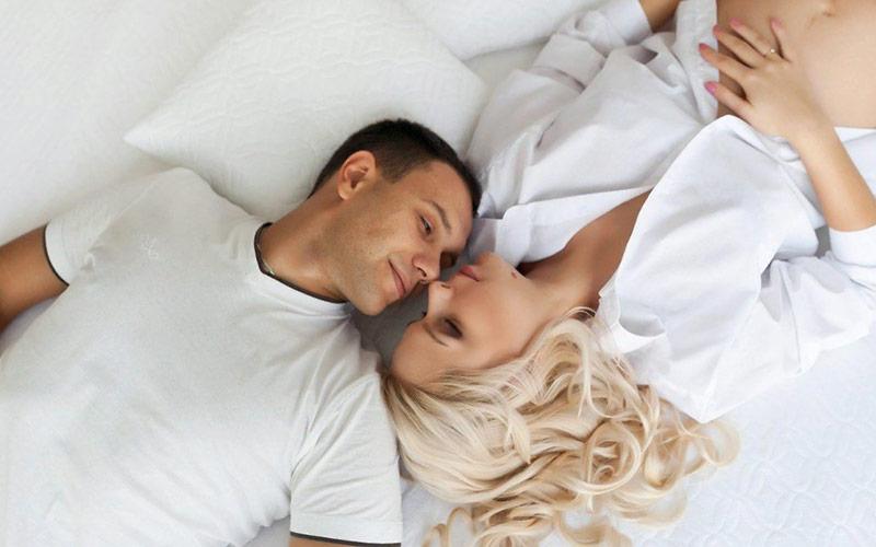 Интимные отношения в первые три месяца беременности