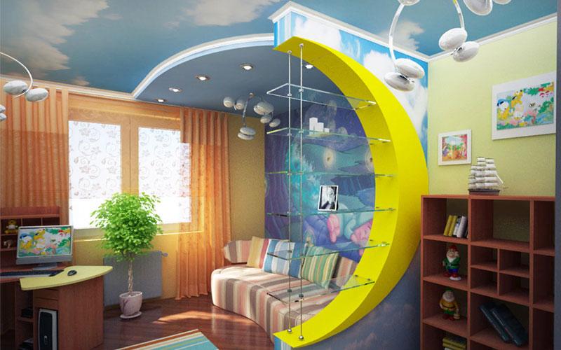 Выбираем лучшие варианты напольных покрытий в детскую комнату