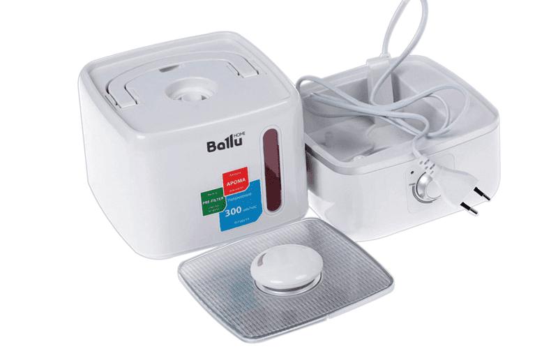 10 место BALLU UHB-310 - увлажнители воздуха
