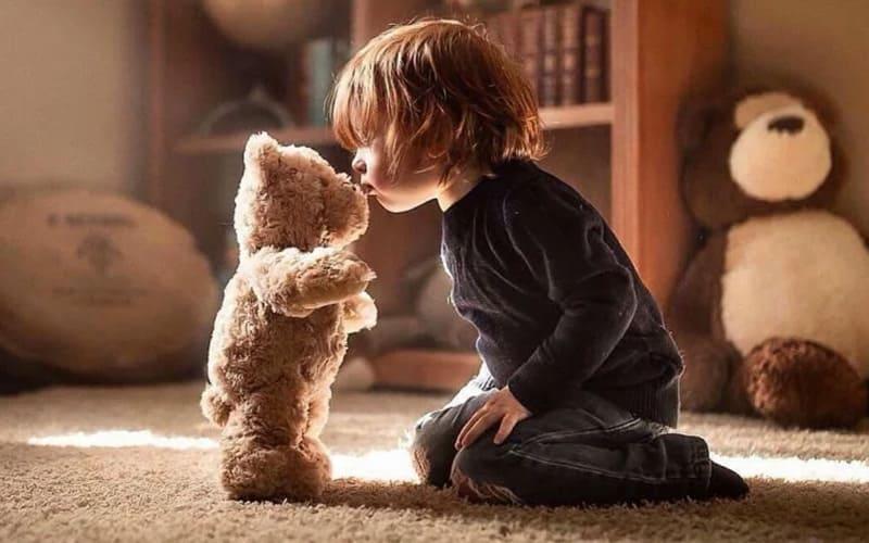 Воображаемый друг у ребенка, причины появления - Вытеснение